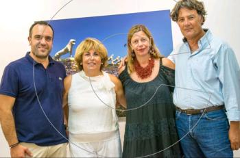 """Μύκονος: Εγκαίνια έκθεσης & παρουσίαση λευκώματως """"Τα έργα των ανθρώπων"""""""