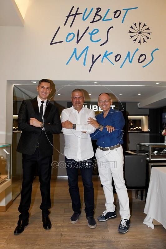 Hublot Gogas Mykonos 06-08-17