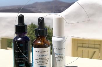 Τα μαγικά αποτελέσματα των δερμοκαλλυντικών Skin Ceuticals με απλές διαδικασίες