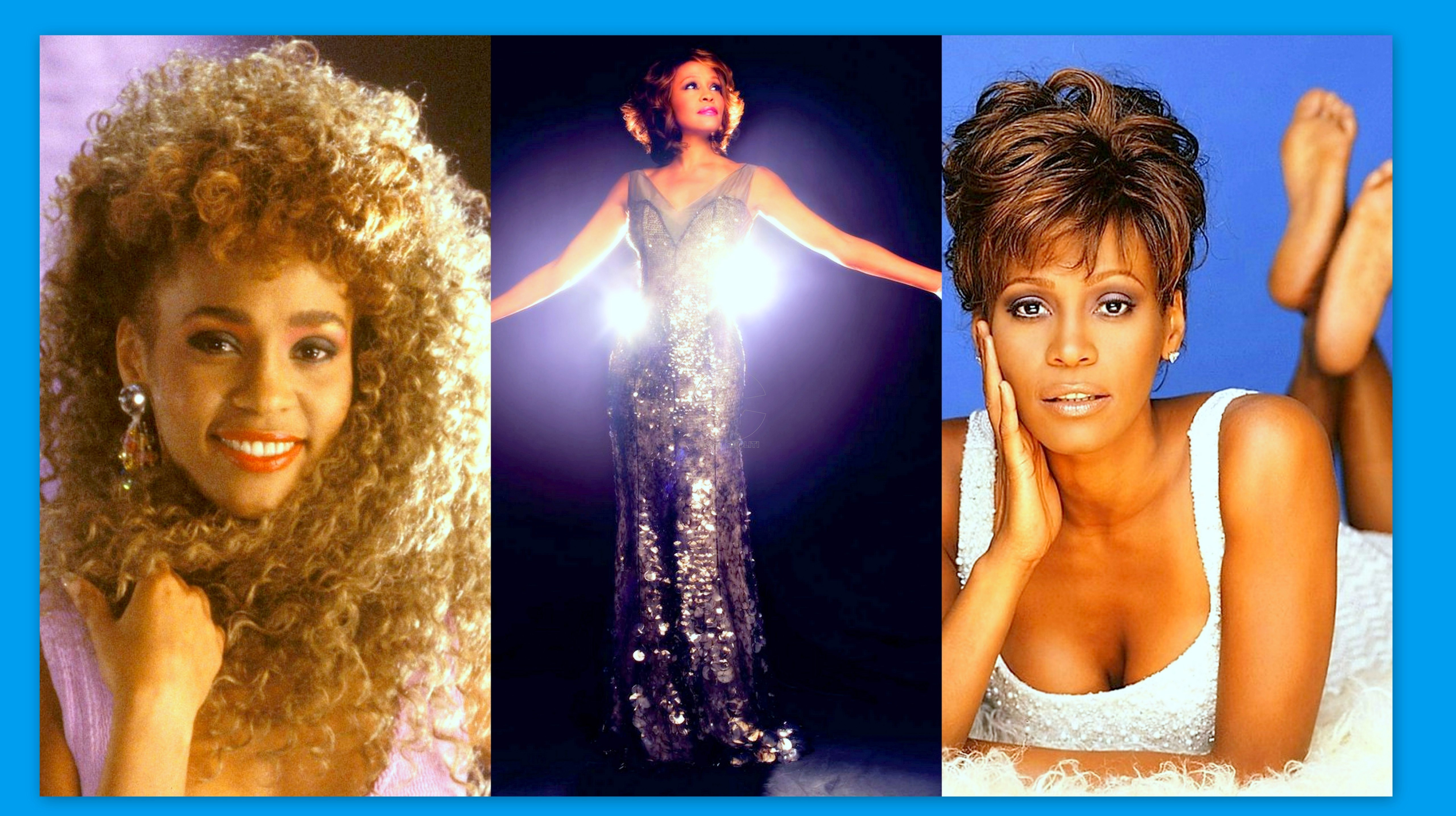 Whitney Houston, we will always love you...