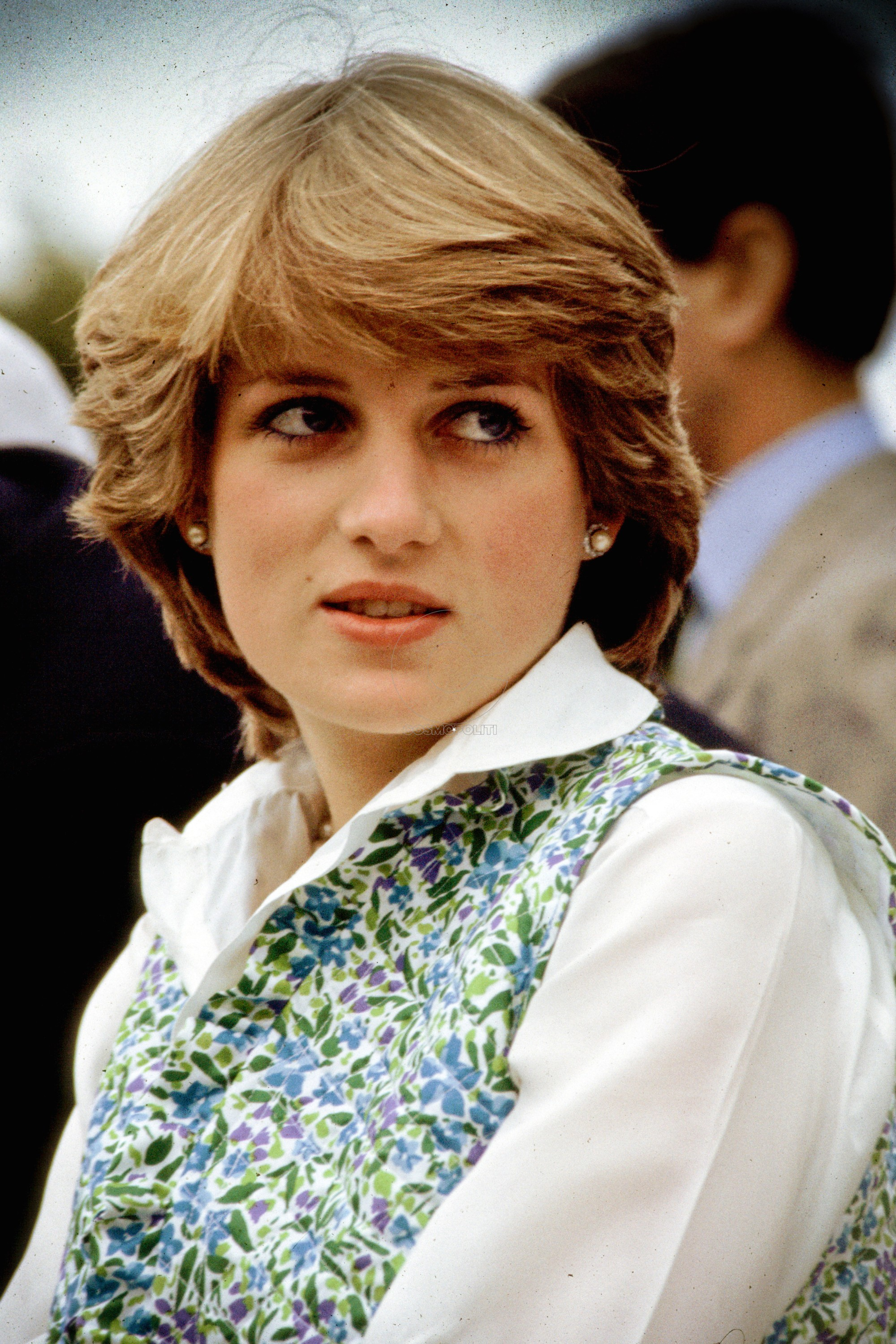 Lady Diana Spencer, the future Diana, Princess of Wales (1961 - 1997) at a polo match in Hampshire, 1981. It was on this occasion that she was driven to tears by press intrusion. (Photo by Kypros/Getty Images)