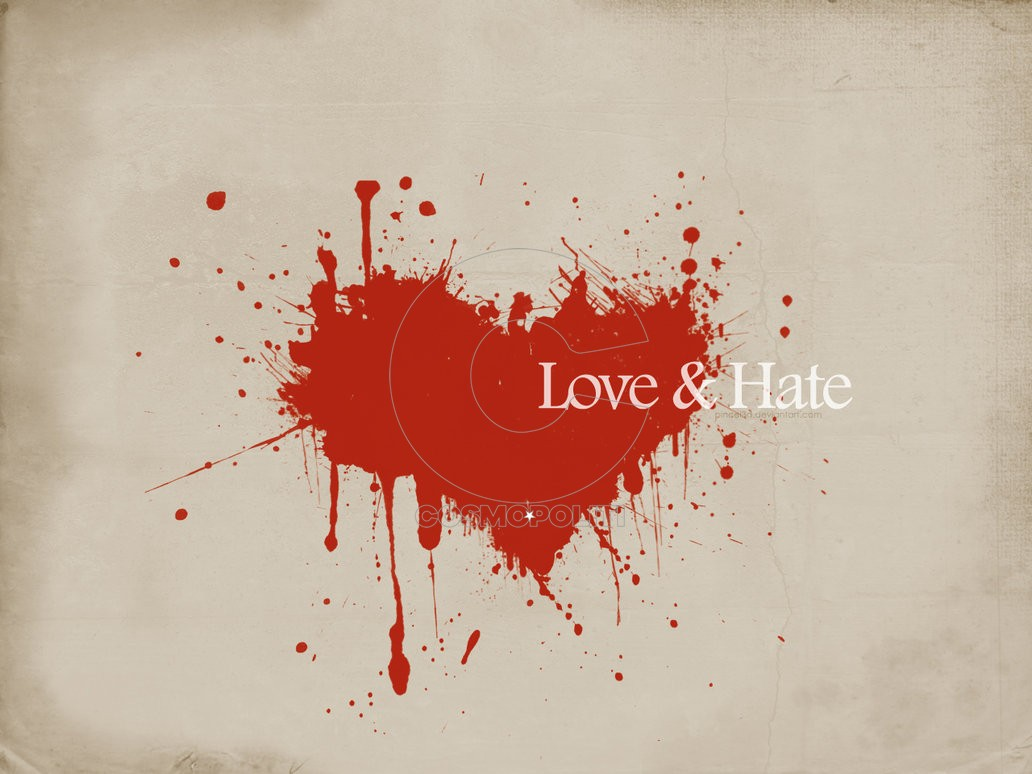 love_and_hate_by_pincel3d