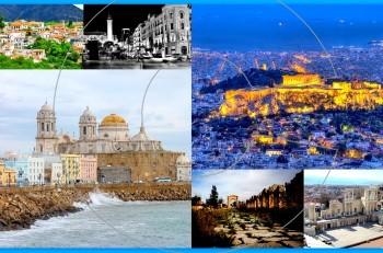 Ταξίδι στις αρχαιότερες πόλεις του κόσμου