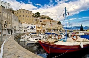 8ο Ναυτιλιακό Συνέδριο Ύδρας από την Αδελφότητα των Υδραίων Αθηνών