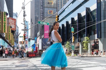 H Joanna Misseli παρουσίασε τη νέα της συλλογή στη Νέα Υόρκη