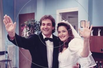 """Retro αναμνήσεις: ο γάμος του Ιάσονα και της Ελένης στο """"Ρετιρέ"""""""