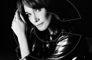 Η Carla Bruni με… «French Touch» για πρώτη φορά στο Παλλάς