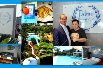 Ο παράδεισος στην Κέρκυρα έχει όνομα: Corfu Palma Boutique Hotel