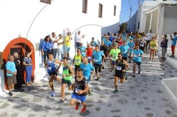 Αγώνας δρόμου Mykonos Run: Μεγάλη συμμετοχή και επιτυχία για δεύτερη χρονιά