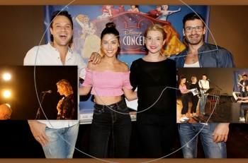 """Στις πρόβες του """"Disney in concert"""" που έρχεται στην Ελλάδα"""