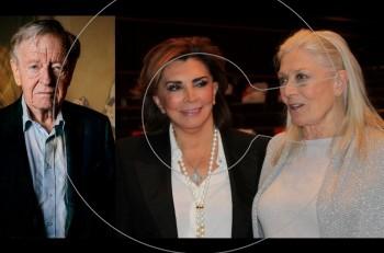 """Αποκλειστικό: η Μιμή Ντενίση υποδέχεται την Vanessa Redgrave και τον Λόρδο Dubs για την προβολή του """"Sea Sorrow"""" στην Ελλάδα"""