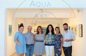 Το #Rest@rt με μια ακόμη πολιτιστική δράση στην Aqua Gallery μέχρι 4 Οκτωβρίου