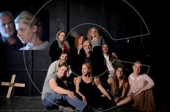 Βούβα: το νέο έργο της Ελένης Γκασούκα από 24 Οκτωβρίου στο Σύγχρονο Θέατρο