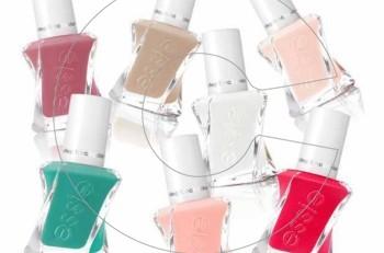 Εssie gel couture: 10 νέες fashionable αποχρώσεις εμπνευσμένες από την υψηλή ραπτική ειδικά σχεδιασμένες για σένα!