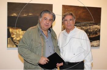 Εγκαίνια έκθεσης Ζωγραφικής – Γιώργος Κουβάκις «Selection/Επιλογή 1986-2017»