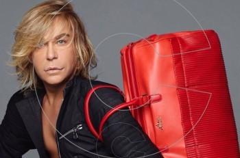 Ο Τρύφωνας Σαμαράς με τσάντες Adonio Adriano για όλα τα γούστα