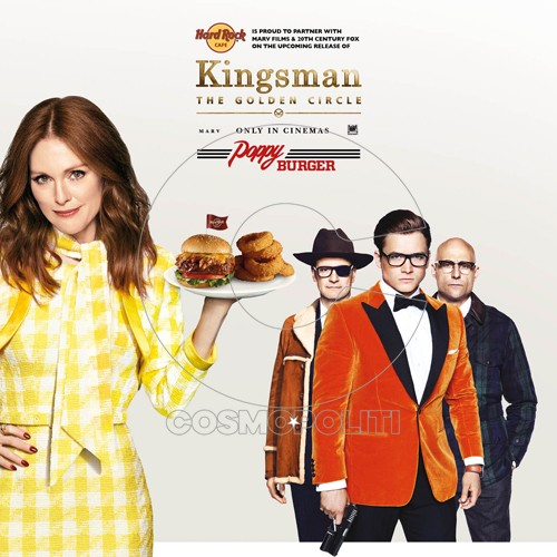 HRC Athens_Kingsman Movie x Poppy Burger (1)