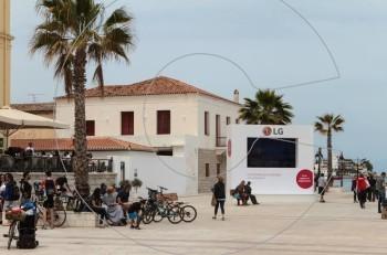 Spetses Mini Marathon: η LG Electronics «Χορηγός Τεχνολογίας» για 3η συνεχόμενη χρονιά