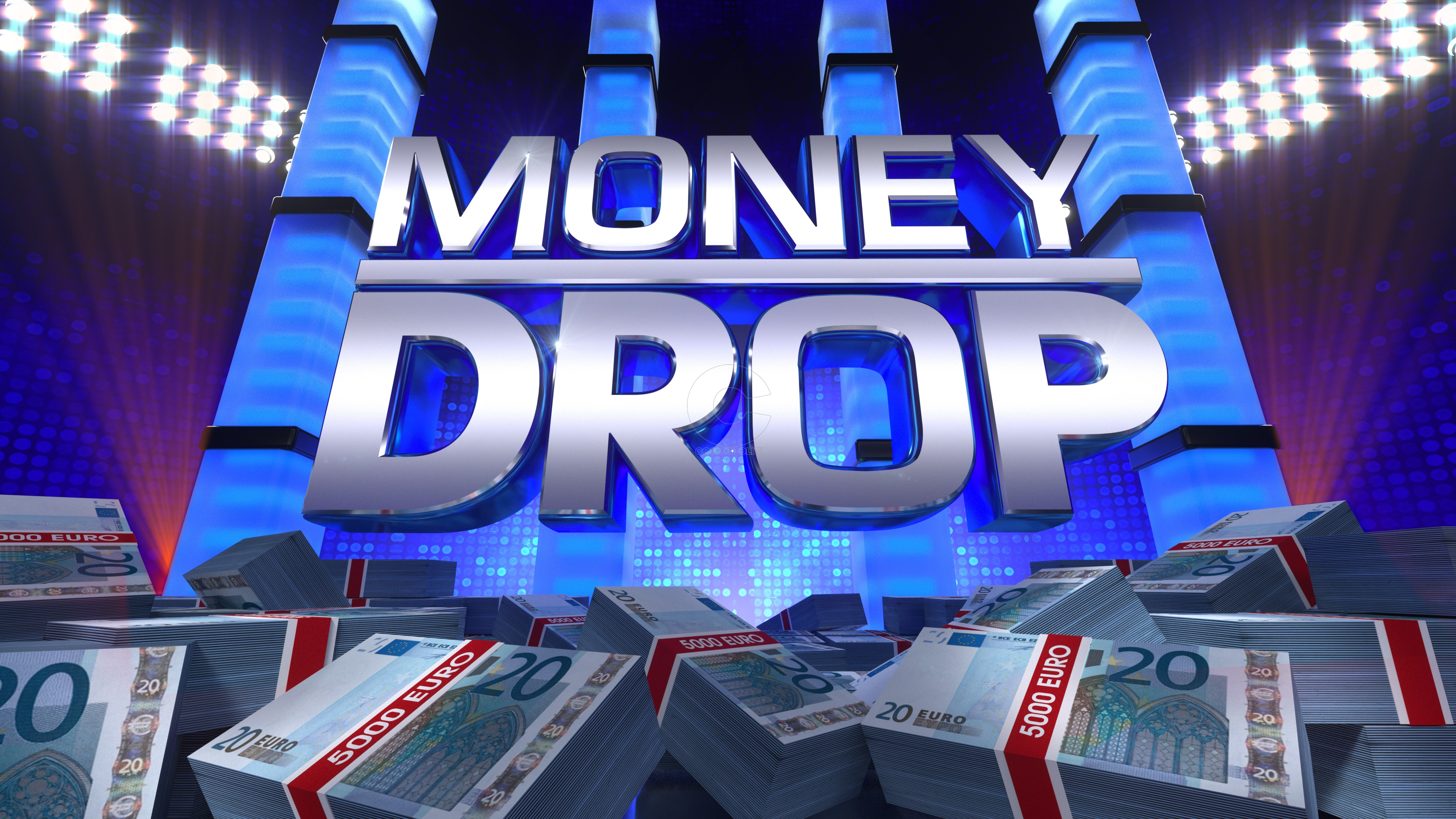 MONEY DROP GREECE logo
