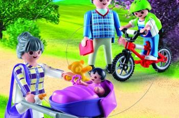 Playmobil- play & give 2017: Νέες συλλεκτικές φιγούρες αφιερωμένες στην οικογένεια!