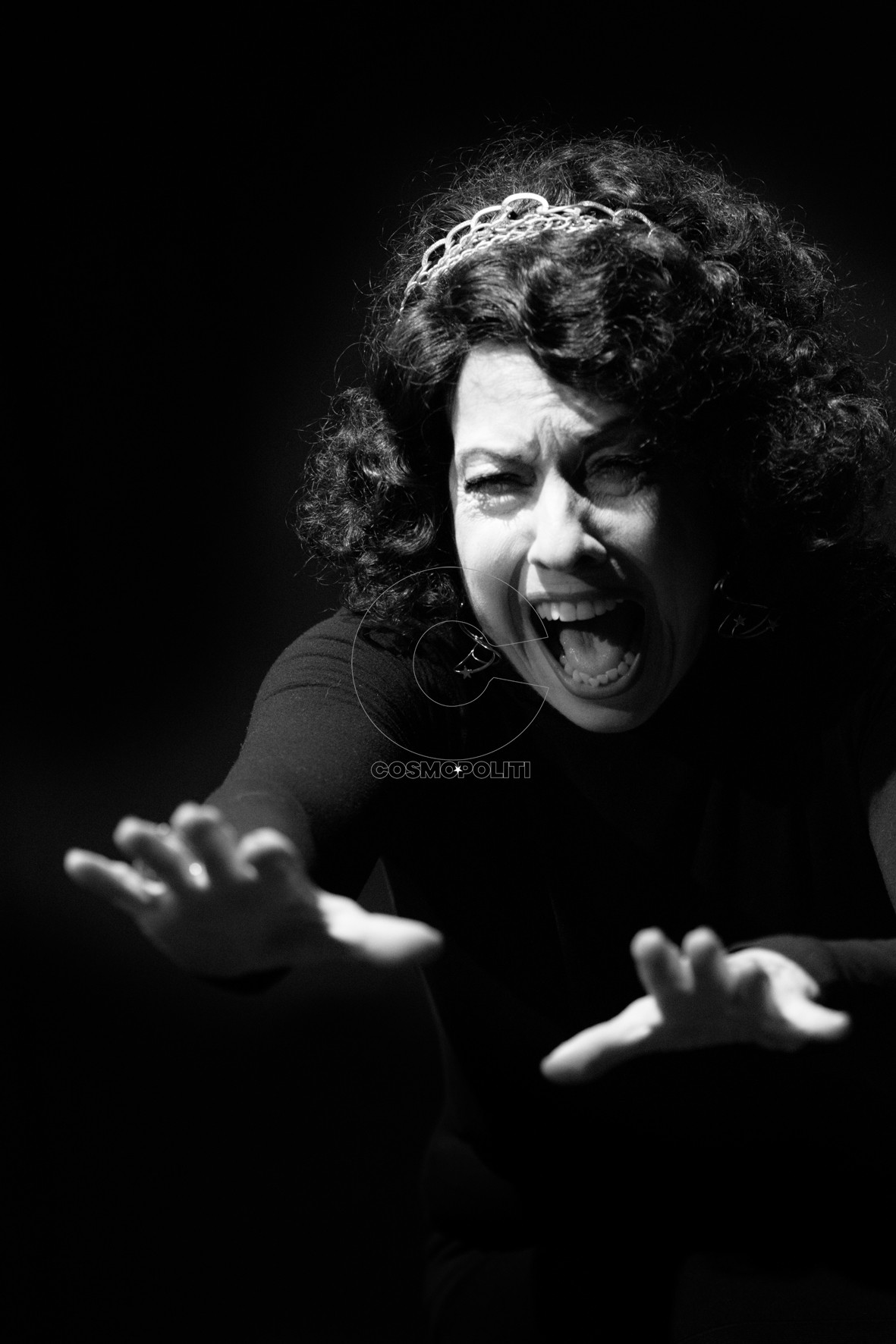 ''ROZA ESKENAZY'' NEFELH ORFANOY - PHOTO BY BERGADOS GIWRGOS @gvergados