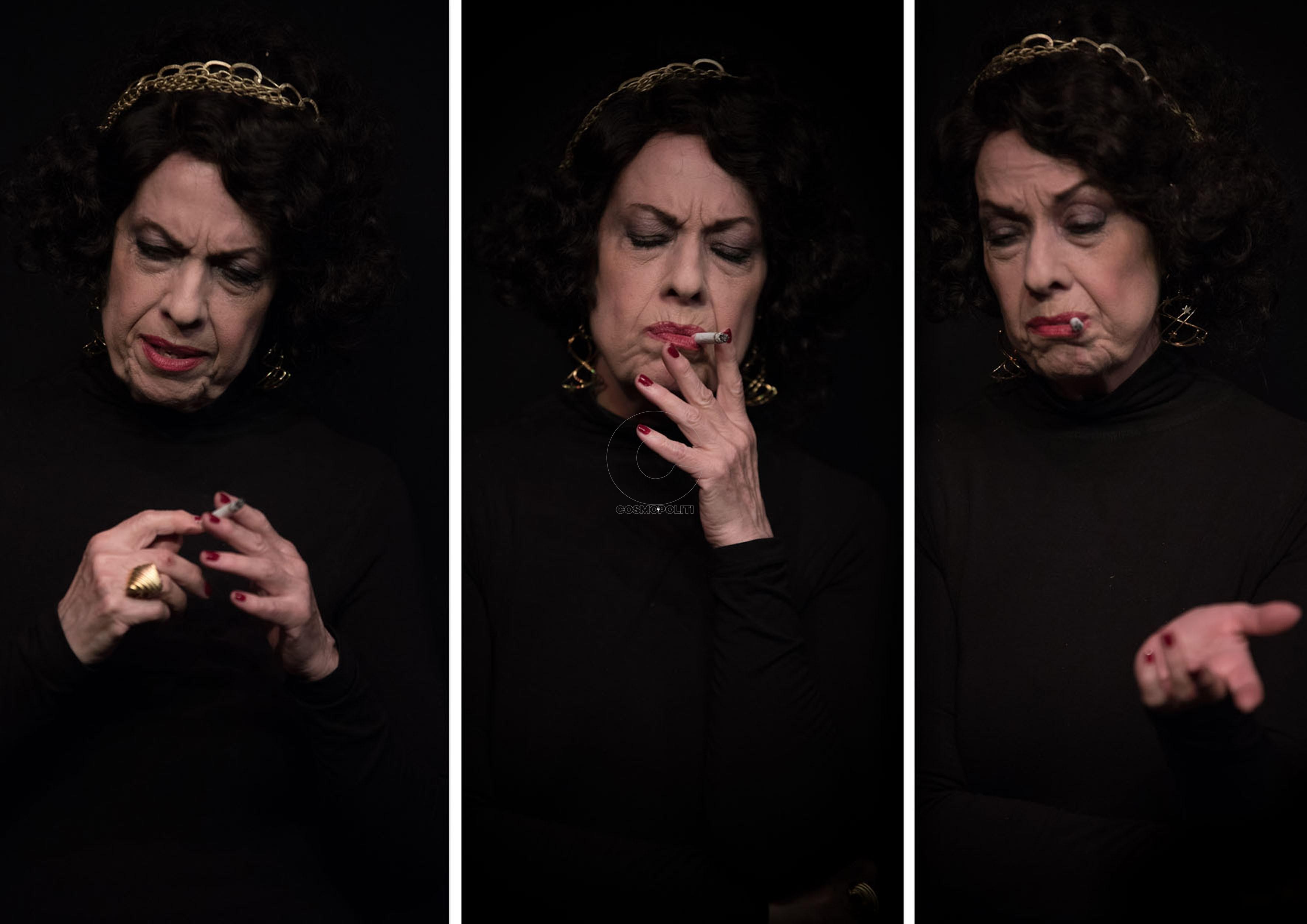 ''ROZA ESKENAZY'' NEFELH ORFANOY - PHOTO BY KALABROYZIWTHS ANDREAS @andrekal