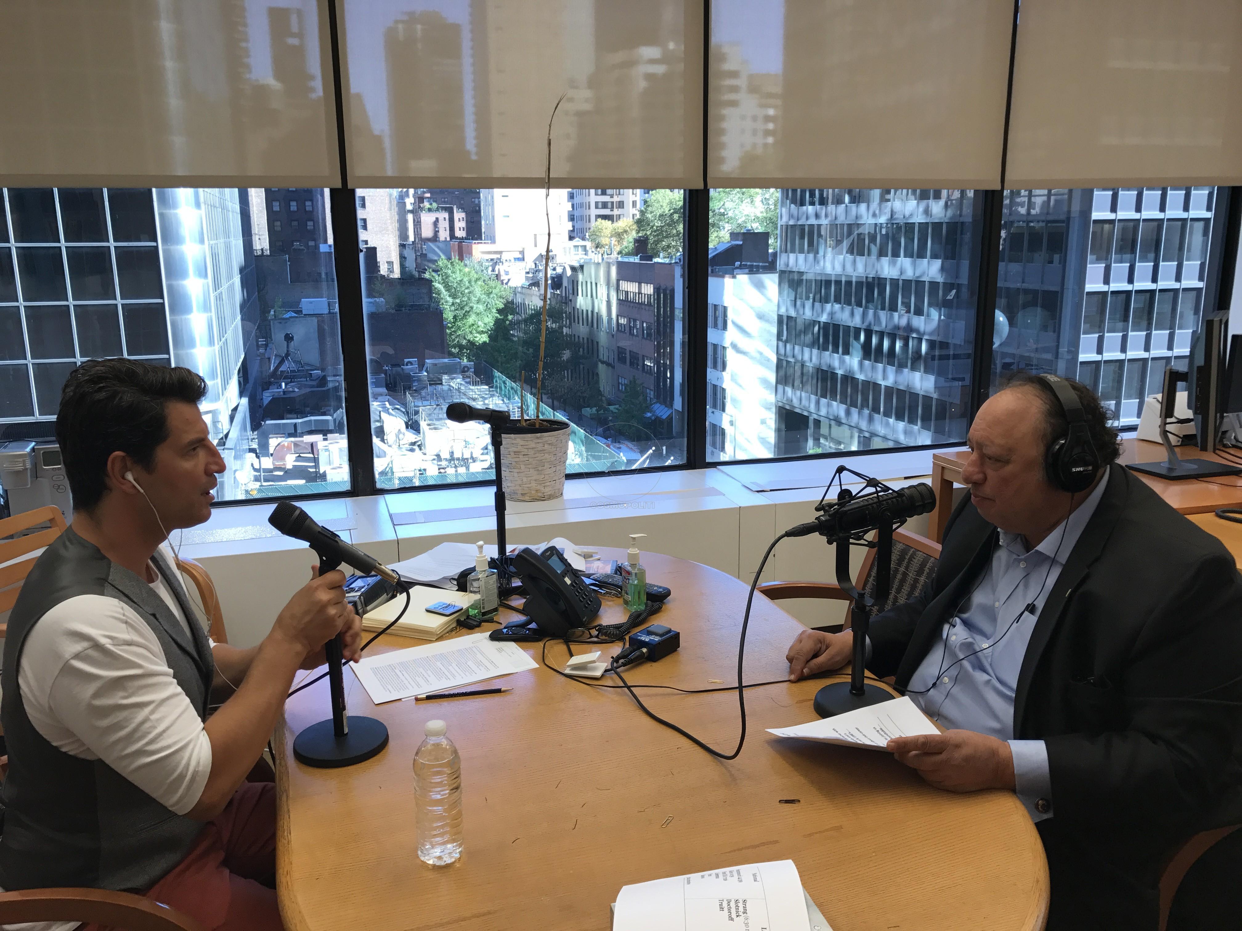 Radio Show with John Catsimatidis