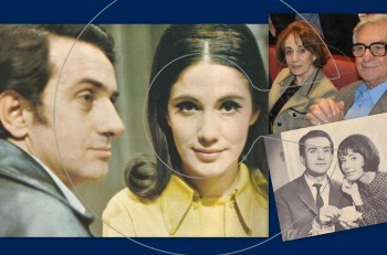 Έλλη Φωτίου & Στέφανος Ληναίος: ένα αγαπημένο ζευγάρι στη σκηνή και στη ζωή