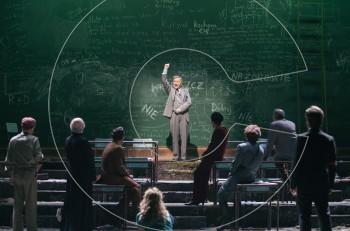 """Μέχρι 12 Νοεμβρίου """"Η τάξη μας"""" στο Εθνικό Θέατρο"""