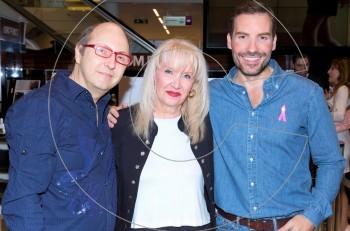 Estée Lauder- Δούκας- Άλμα Ζωής: Εκστρατεία ενημέρωσης για τον καρκίνο του μαστού στη Θεσσαλονίκη