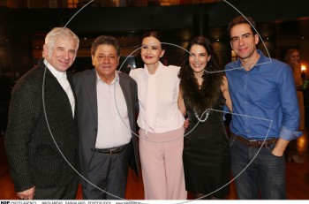 Έξυπνα μικρά ψέματα: επίσημη πρεμιέρα με λαμπερούς καλεσμένους στο Θέατρο Κάτια Δανδουλάκη