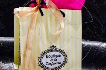 Boutique de la Parfumerie: ένας χρόνος επιτυχίας με δημιουργία e-shop κι όλα τα αρώματα στο χώρο σας