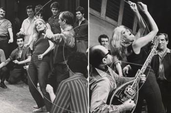 Η Μελίνα 50 χρόνια πριν στο Broadway