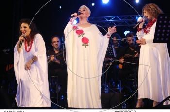 """Μαρινέλλα – Ελένη Βιτάλη – Γλυκερία: """"Γυναικεία Υπόθεση"""" στο Γκάζι Live"""