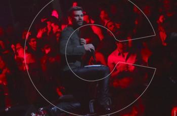 Γιώργος Σαμπάνης: εντυπωσιακή πρεμιέρα στο Acro Club
