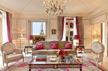 Hotel Plaza Athénée Paris: συνώνυμο της πολυτέλειας