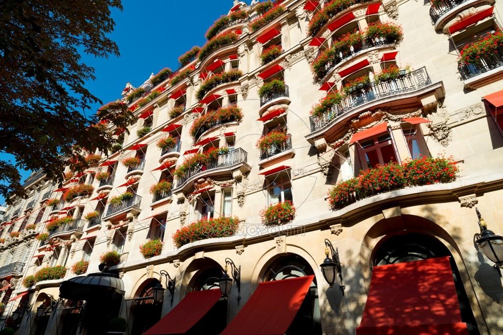 Facade hotel (c) Bi Premium - Masahiko Takeda