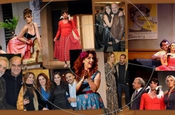 Πολυτεχνίτης κι Ερημοσπίτης: επίσημη πρεμιέρα για την κωμωδία των Σακελλάριου-Γιαννακόπουλου στο Θέατρο Αθηνά