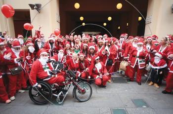 Το Santa Run επιστρέφει!