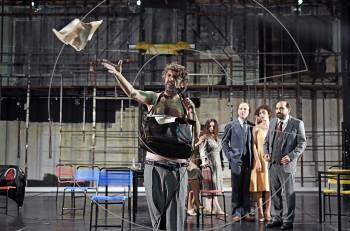 «Το Φιντανάκι» του Παντελή Χορν στην Πειραματική Σκηνή του Εθνικού Θεάτρου