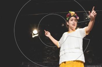 H Frida μετακομίζει στο Cabaret Voltaire