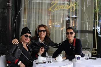 Η Roberta Armani στο Zonars