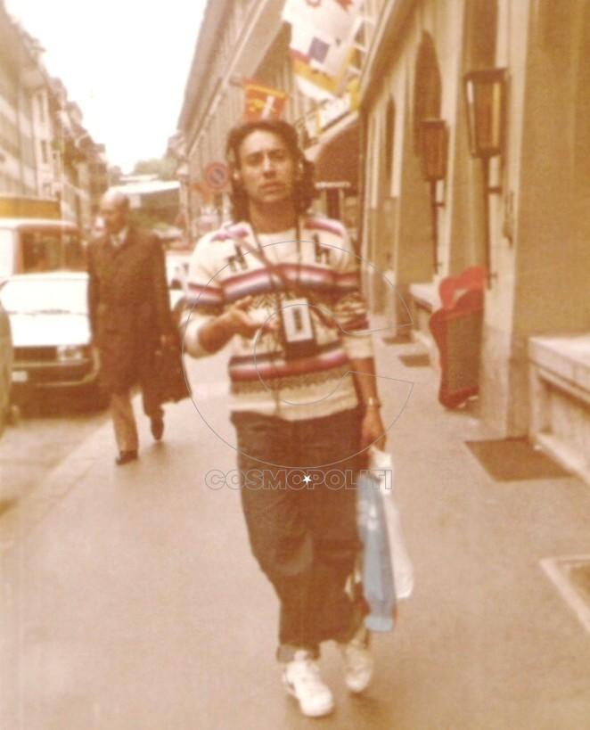 Κοραής - Ελβετία 1982