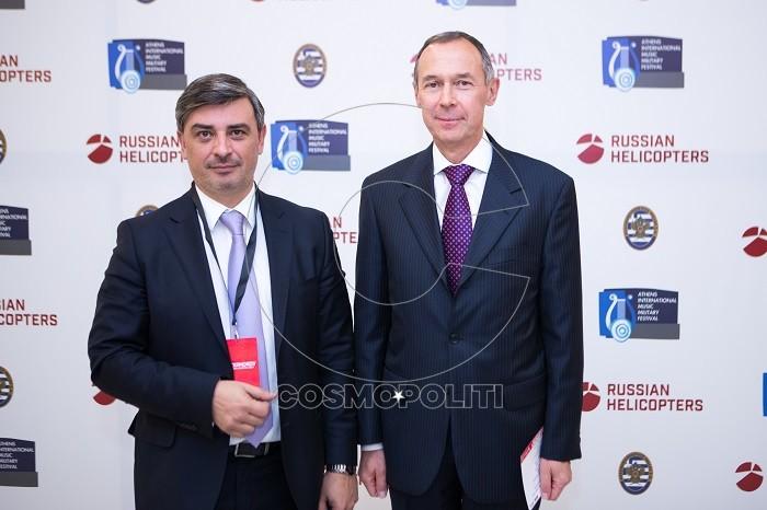 Andrey Maslov - Valerios Smirnov