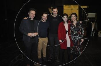 """Επίσημη πρεμιέρα για την εξαίσια """"Camille Claudel Mudness"""" στο Θέατρο Πόλη"""