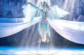 Η Βασίλισσα του Χιονιού: μαζί με τα παιδιά αφεθείτε στη μαγεία του Russian Circus on Ice