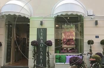 L'Erbolario: Μια Ιταλική γωνιά ομορφιάς στο κέντρο της Αθήνας