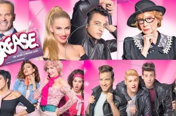 """Είσαι Pink Lady ή Τ-Bird; Έρχεται το """"Grease"""" για να το μάθεις!"""