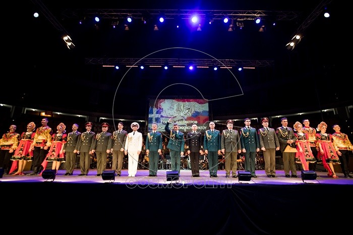 low ALEXANDROV ENSEMBLE 9