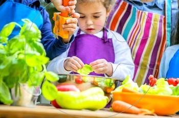 Μικροί σεφ εν δράσει: Kυριακές στην Τεχνόπολη